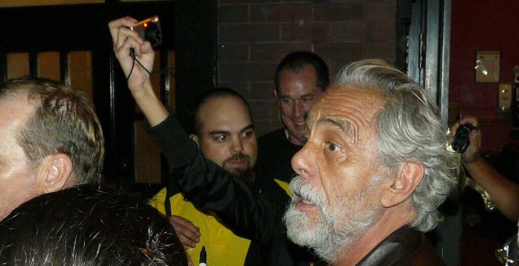 According to famed comedian, actor, and cannabis-rights hero Tommy Chong, all marijuana use is medical